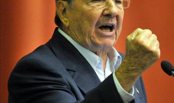 Raúl Castro puso como condición para reanudar relaciones diplomáticas con Estados Unidos el fin del bloqueo económico