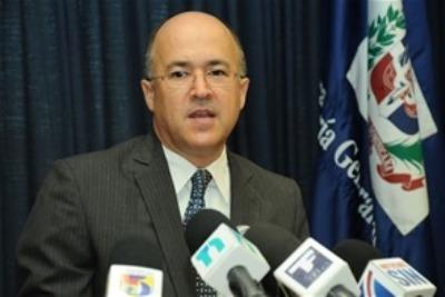 Domínguez Brito afirma que RD presenta la tasa más baja de homicidios de los últimos diez años