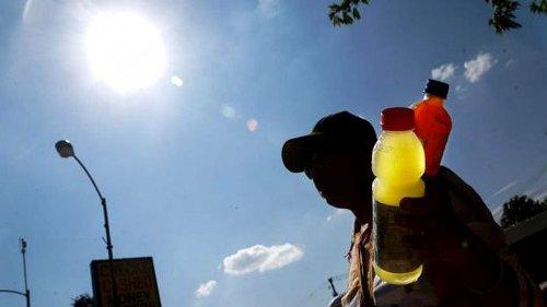 Onamet informa que habrán pocas posibilidades de lluvias y mucho calor para este martes