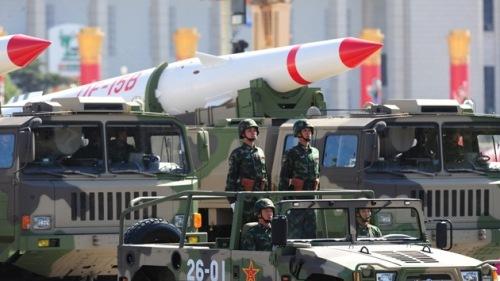 misil chino
