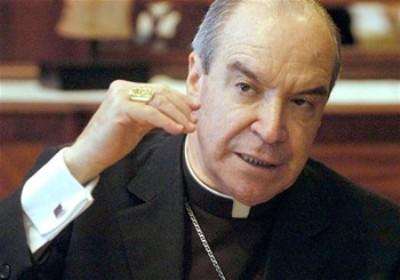El Cardenal López Rodríguez favorece que se pida el retiro de la ACNUR del país por supuestamente fomentar la apatridia;